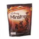 Galaxy Minstrels Pouch - LARGE 118g (Best Before: 03.01.21)