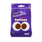 Cadbury Giant Buttons Pouch (119g) (Best Before: 12/01/18)