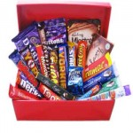 British Chocolate Lovers Hamper (MEGA)