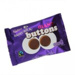 Cadbury GIANT Chocolate Buttons (40g) (BBD: 28/11/17) **Buy 4 for $12**