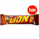Nestle Lion Bar (50g) (Best Before End: 06/2019) (CLEARANCE - NOW $1)