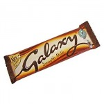 Galaxy Milk Chocolate Bar - 42g (BB:  13.06.21)
