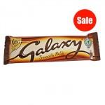 Galaxy Milk Chocolate Bar (42g) (Best Before: 25.11.18) (50% OFF)