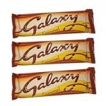 Galaxy Caramel 3 Pack (3x42g) (Best Before: 15/03/15) **DISCOUNTED**