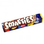 Smarties Tube (40g) (Best Before End: 03/2018)