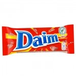Daim SINGLE Bar - 28g (BB: 16.03.21)