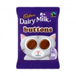 Cadbury Chocolate Buttons - 30g (Best Before: 12.12.20)