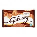 Galaxy Milk Chocolate HUGE Block (390g) (Best Before: 26/6/16)