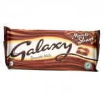Galaxy Milk Chocolate FAMILY Block - 200g (BBD: 24/9/17) **Buy 2 for $18**
