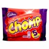 Cadbury Chomp MULTI - 5 PACK (5x23.5g) (Best Before: 13.05.19) (CLEARANCE - 60% OFF)