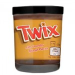 Twix Chocolate Caramel Spread (200g) (Best Before:  7/11/17)