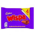 Cadbury WISPA - MULTI - 4 Pack - PMP (4x25.5g) (Best Before: 16.10.20)