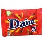 Daim Bar - 3 PACK - 84g (Best Before: 6/10/17)