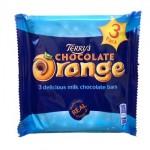 Terrys Chocolate Orange MULTIPACK - 3 Pack (105g) (Best Before: 28/01/18)