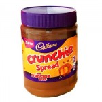 Cadbury Crunchie Chocolate Spread (400g) (Best Before End: 05/2017) **REDUCED** 6 only**