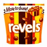 Revels Large Share Pouch - 205g (Best Before: 29.11.20)