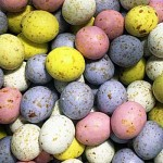 Milk Chocolate Speckled Eggs (100g Bag) (Best Before: 04/2018)