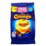 Terrys Chocolate Orange Minis Pouch (125g) (Best Before: 02/05/18) **NEW**
