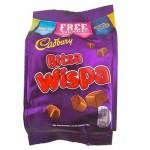 Cadbury Bitsa Wispa Pouch (110g) (Best Before: 16/02/18) **NEW**