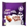 Cadbury Dairy Milk Kids Little Bars - 6 PACK (6x18g) (Best Before: 07/05/18)