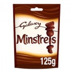 Galaxy Minstrels Chocolate Pouch Pack - 125g (BB: 11.07.21)