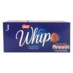 Nestle Whip Vanilla (3 Pack) (83.4g) (Best Before: 11/2018) *SPECIAL*
