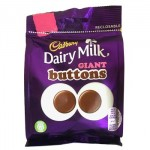 Cadbury Giant Buttons Pouch (95g) Price Marked (BBD: 13.03.19)