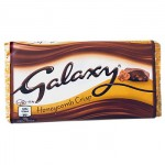 Galaxy HONEYCOMB CRISP Block - 114g (Best Before: 19.04.20) (REDUCED)