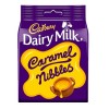 Cadbury CARAMEL NIBBLES Pouch (120g) (Best Before: 19.01.20) (5 Left)