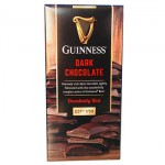 Guinness Dark Chocolate Bar - 90g (BB: 08/2021) (4 Left)