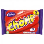 Cadbury Chomp Bar - 5 PACK - MULTI (105g) (BBE: 06/2021) (SALE)