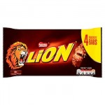 Nestle Lion Bar - MULTI - 4 PACK (4x30g) (BBE: 05/2021) (SALE)