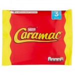 Nestle Caramac - 3 Bars - MULTI - 90g (Best Before: 31.03.21) **70% OFF**