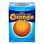Terrys MILK Chocolate Orange BALL - 157g (Best Before: 14/11/17)