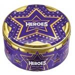 Cadbury Heroes Tin - Limited Edition - 800g (4 Left)