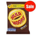 Hula Hoops BBQ Beef (34g) (Best Before: 05.01.19) (REDUCED)