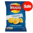Walkers CHEESE & ONION (32.5g) (Best Before: 05.12.20) (DISCOUNTED)