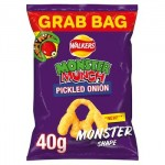 Monster Munch PICKLED ONION (40g) (BB:  23.01.21) (SALE)