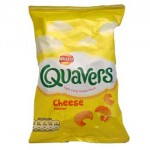 Quavers Snack (16.4g)  (Best Before: 23/7/16)