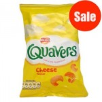 Quavers Snack (20g) (Best Before: 28.03.20) (REDUCED - 1 Left)