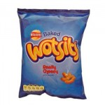 Walkers WOTSITS Cheese (22.5g) (Best Before: 22.12.18) *BUY 1 GET 1 FREE**