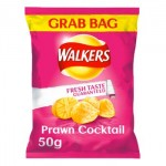 Walkers Prawn Cocktail - GRAB BAG 50g (Best Before: 07.09.19) (CLEARANCE - 50% OFF)