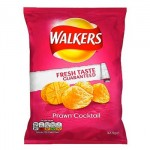 Walkers PRAWN COCKTAIL Crisps (32.5g) (Best Before: 12.01.19) (Buy 5 for $10)