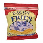 Bacon Fries (25g) (Best Before: 22/04/17)