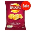 Walkers Smoky Bacon Crisps (32g) (Best Before: 7/10/17) **REDUCED**