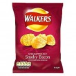 Walkers SMOKY BACON Crisps (32.5g) (BBD: 14.11.20)