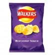 Walkers WORCESTER Sauce Crisps (32.5g) (BB: 31.10.20)
