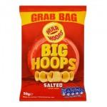Hula Hoops BIG HOOPS Salted ORIGINAL (50g - Grab Bag) (Best Before: 09.01.21) (CLEARANCE)