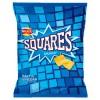 Walkers Squares Salt & Vinegar Crisps (27.5g) (Best Before: 24.08.19)