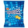 Walkers Squares Salt & Vinegar Crisps (27.5g) (Best Before: 26.09.20)